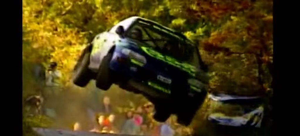 The best of Colin McRae