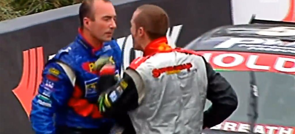 Nine best Motorsport fights