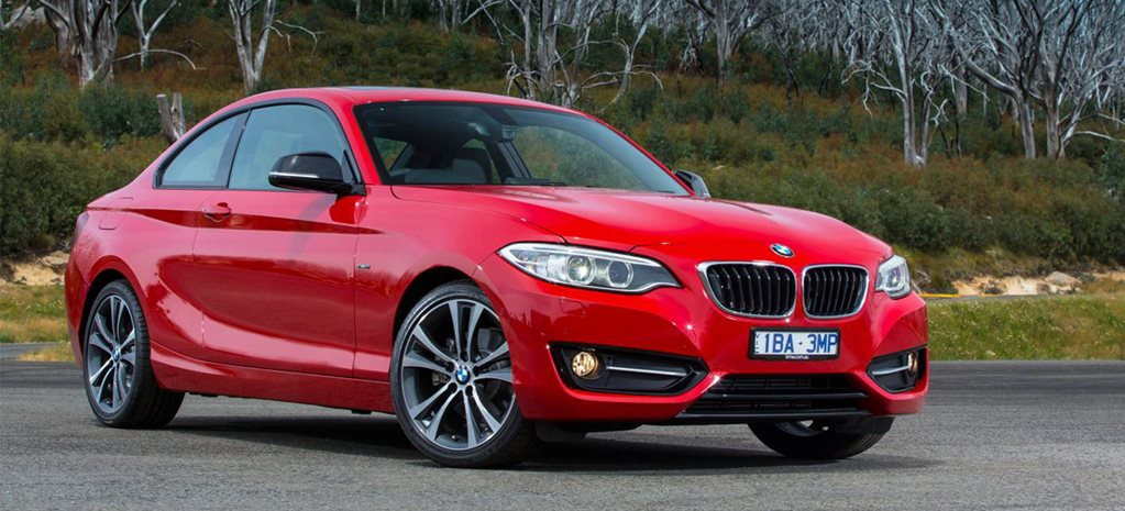 BMW chops $4500 off 228i coupe