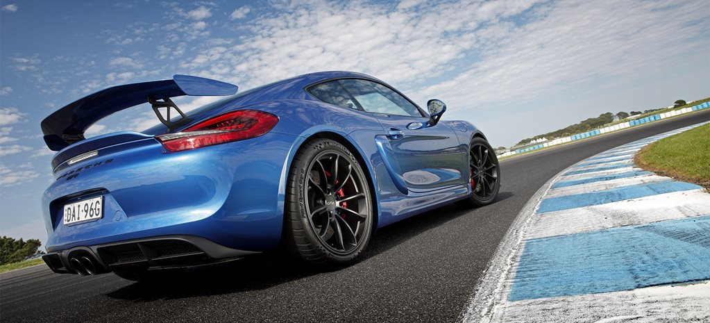 Porsche Cayman GT4 review