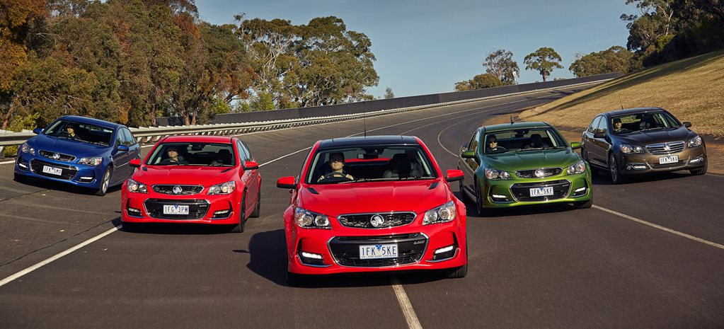 Holden VF II Commodore review