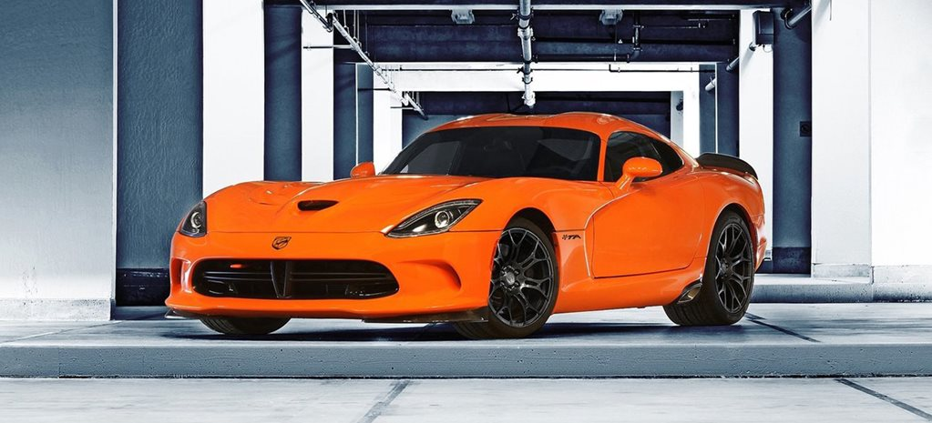 Dodge Viper may be wiped by 2017