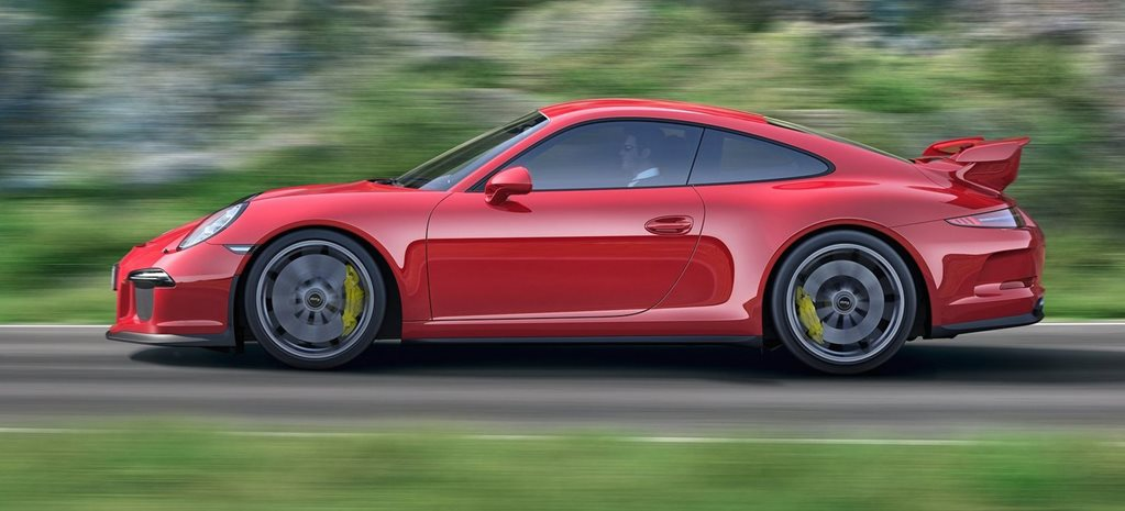 Porsche 911 R one for the purists
