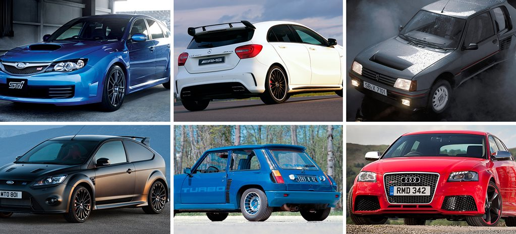 10 Hottest Ever Hatches