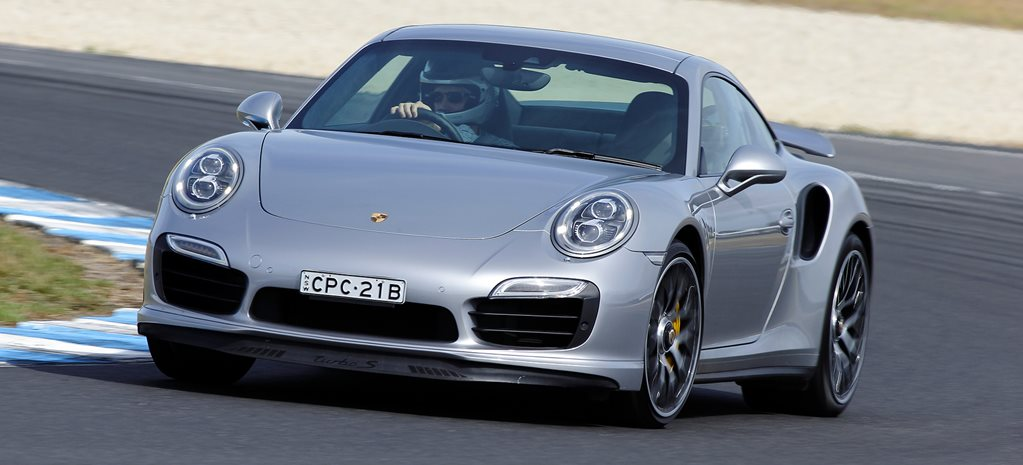 Porsche 911 Turbo S review