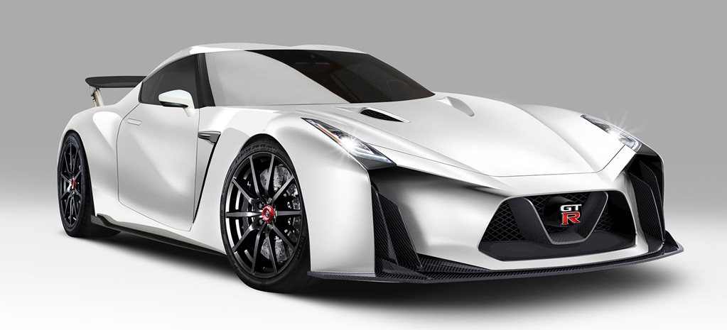 What we know about the Nissan R36 GT-R