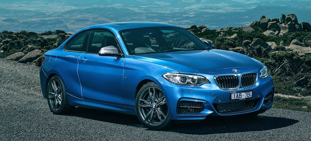 BMW M235i review