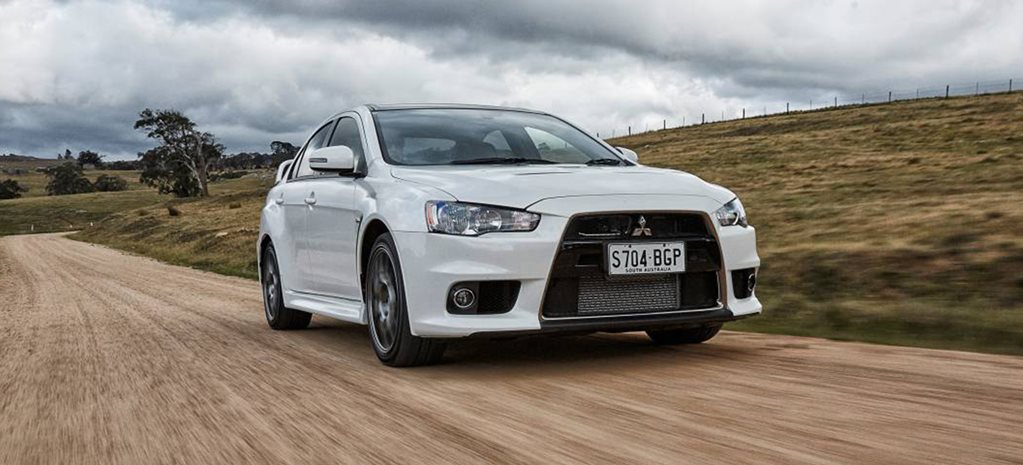 Mitsubishi Lancer Evo X Final Edition lands from $53,700