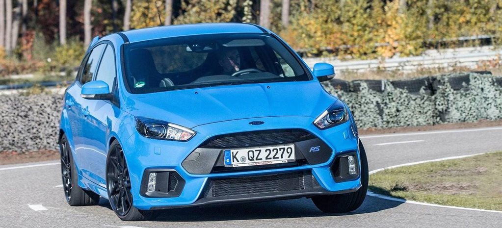 Hotter Ford Focus RS in the works
