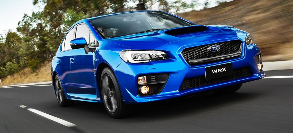 Subaru WRX CVT review