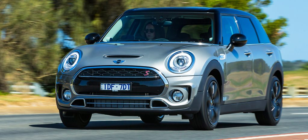 Mini Cooper S Clubman review