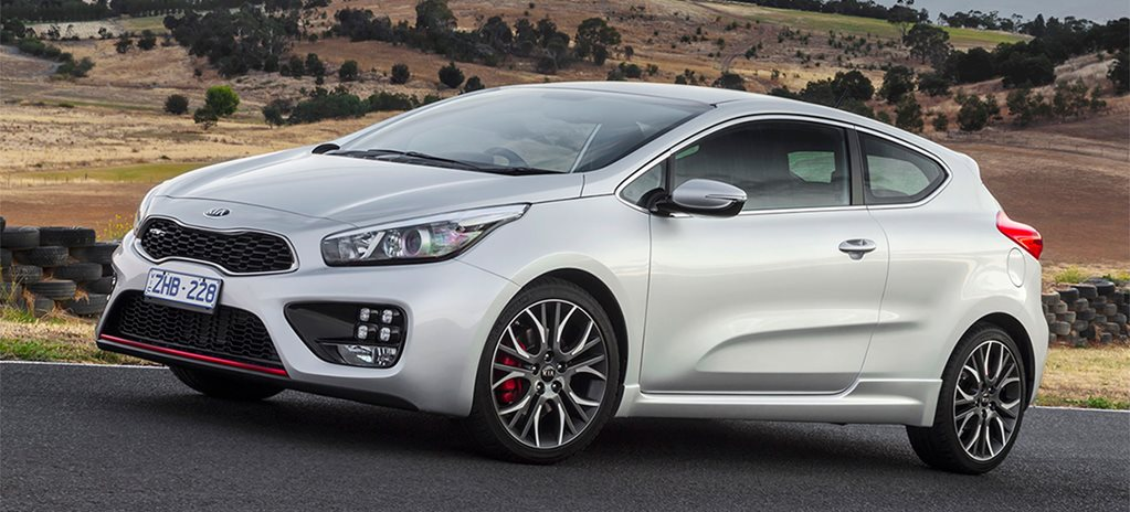 Kia axes Proceed GT