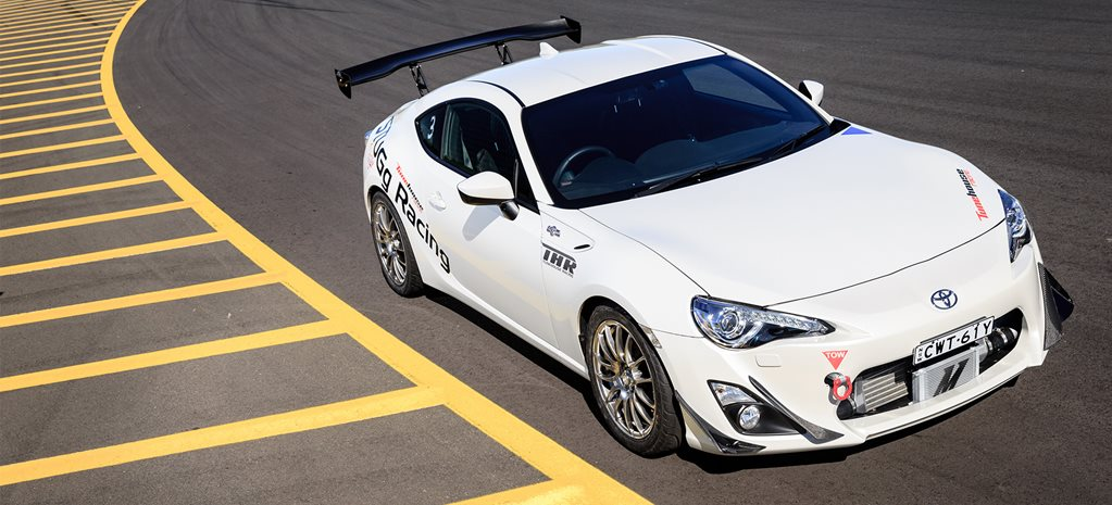 Hot Tuner 2015: Tunehouse Toyota 86