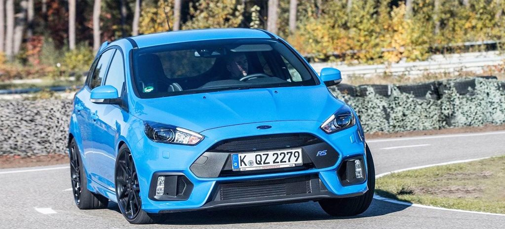 Ford Focus RS development videos released