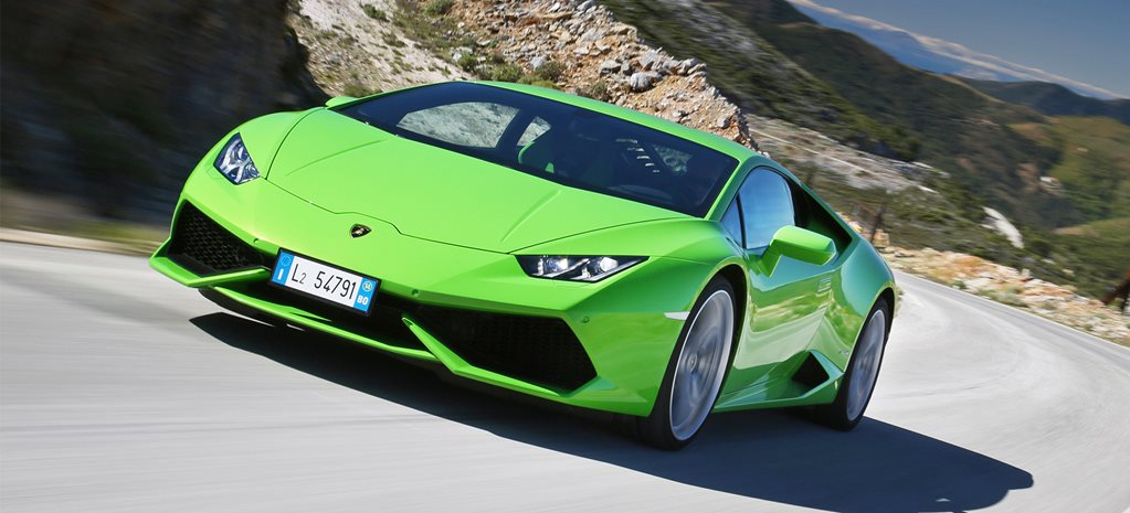Lamborghini Huracán review