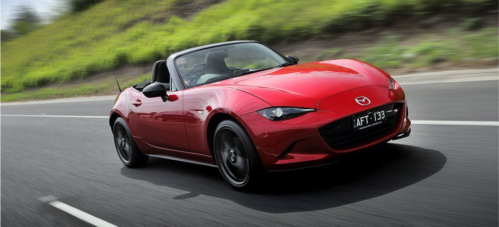 Mazda MX-5 2.0-litre review