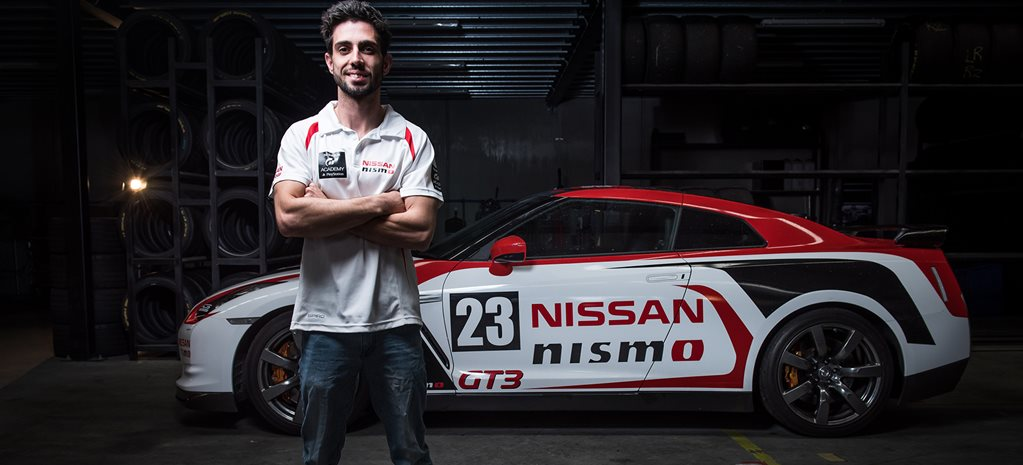 Aussie Matt Simmons to race for Nissan in GT3