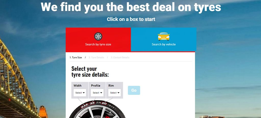 A Better Deal On Tyres