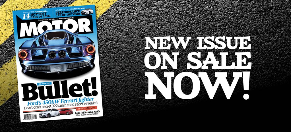 MOTOR February 2016 issue preview