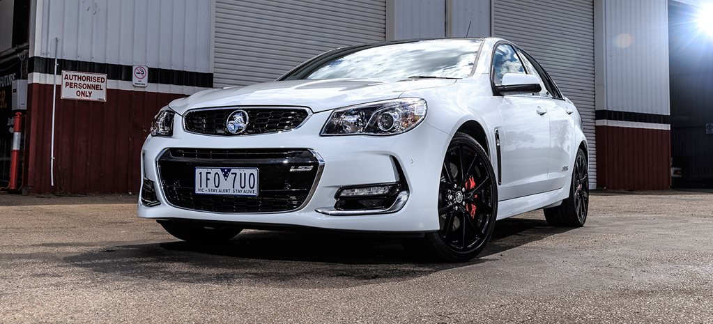 Holden Commodore SS Redline wins People's Choice poll