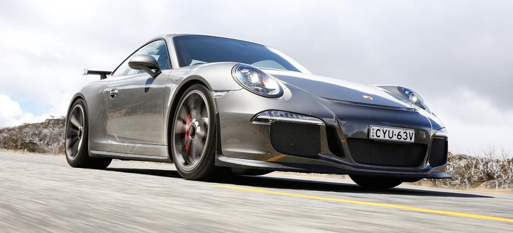 Porsche 911 GT3 crowned MOTOR's Performance Car of the Year