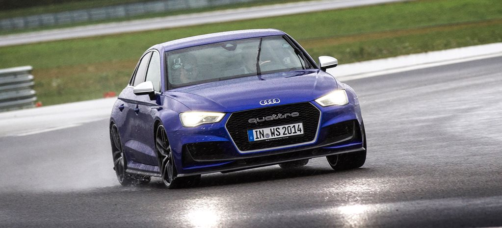 Audi A3 Clubsport Quattro Concept review