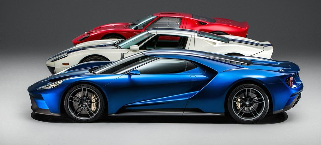 Ford GT buyers to be handpicked
