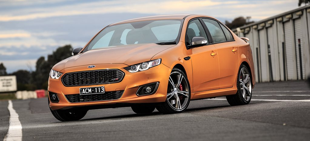 $50-100K: Ford Falcon XR8 #2