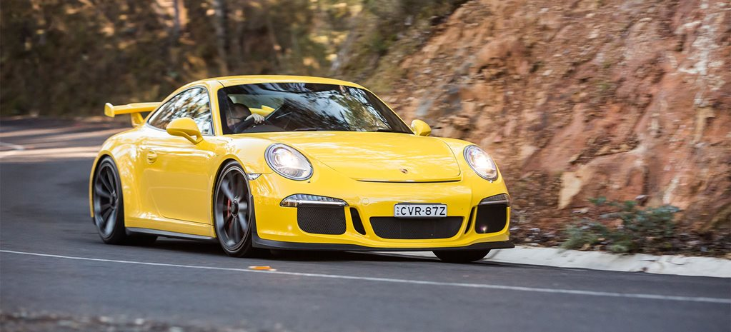 Porsche 911 GT3 video review