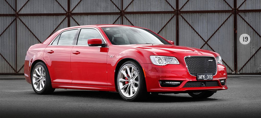 Big price increase for Jeep and Chrysler SRT models
