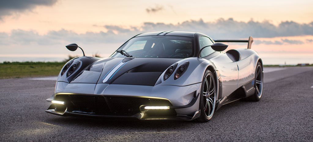 Pagani Huayra BC revealed
