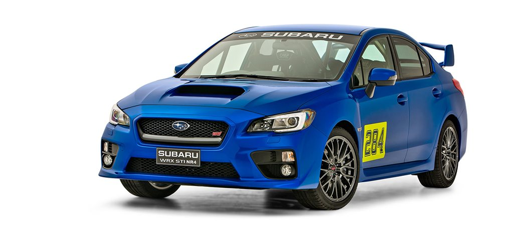 Subaru returns to Australian rallying