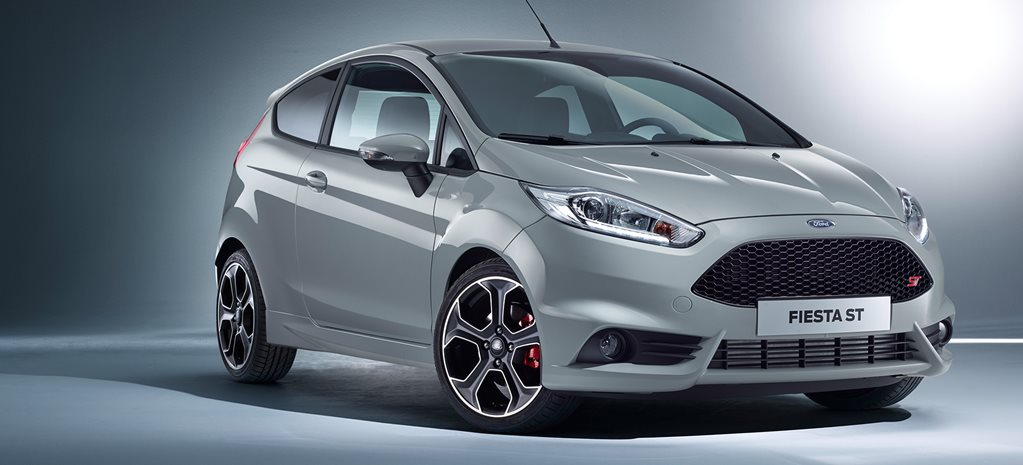GENEVA MOTOR SHOW: Ford Fiesta ST200 revealed