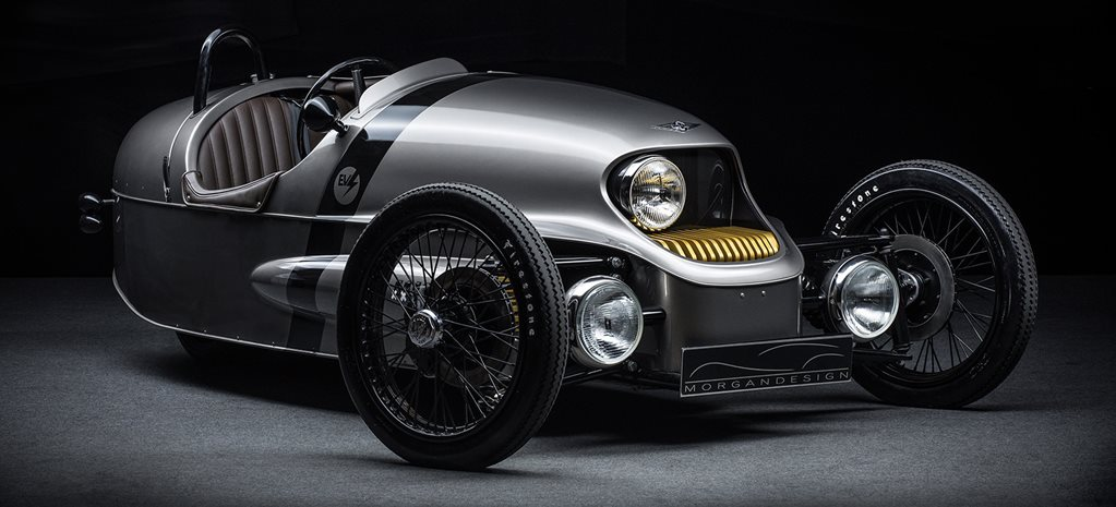GENEVA MOTOR SHOW: Morgan EV3 revealed