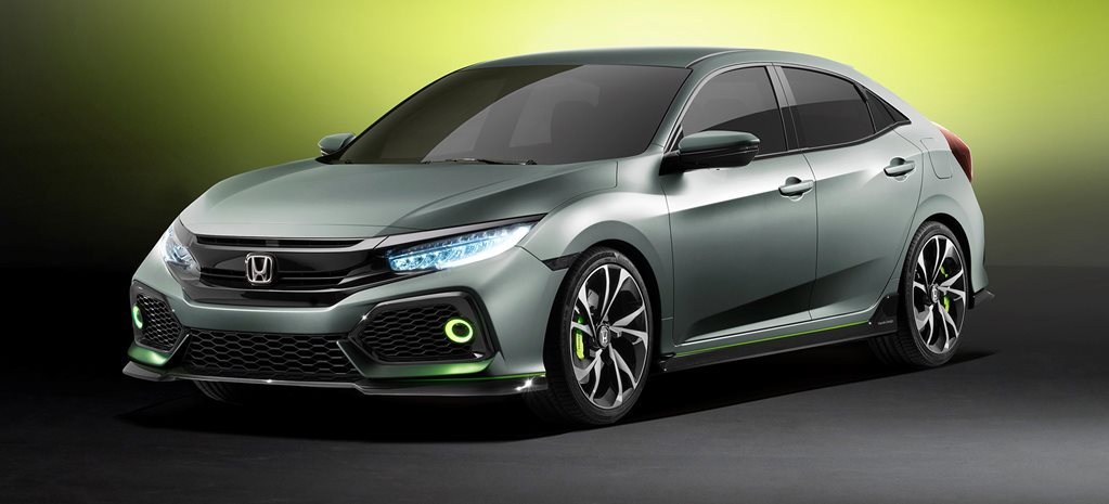 Honda Civic Hatch signals Type R for Oz