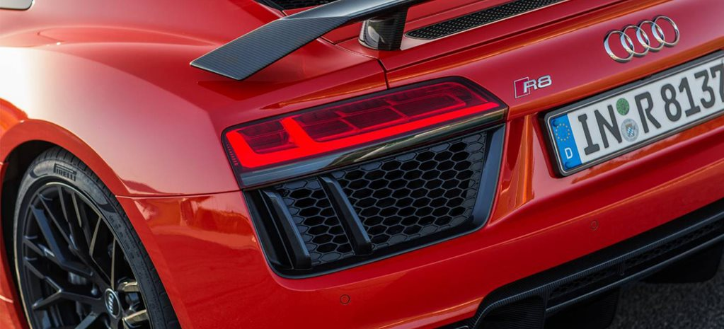 Audi R8 could adopt twin-turbo V6 engine