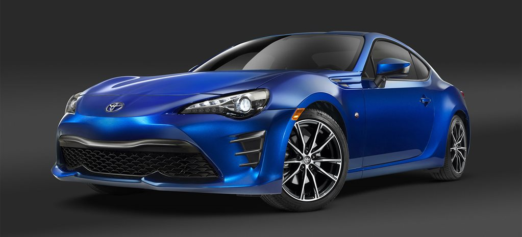 2017 Toyota 86 revealed
