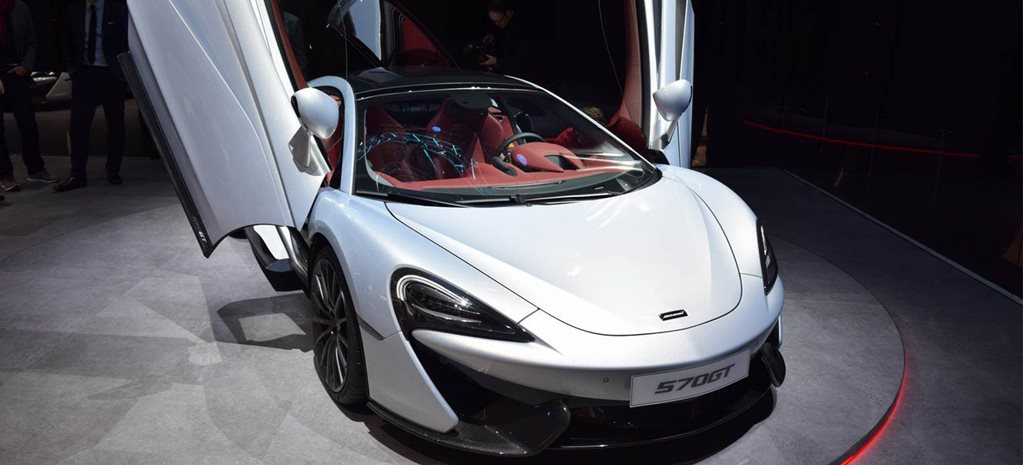 McLaren's chief designer reveals five cool things about the 570GT