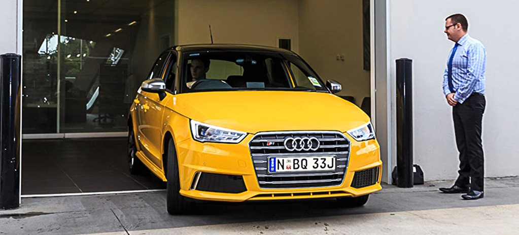 Audi S1 long-term update 1