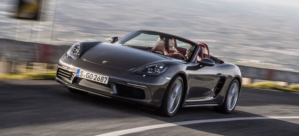 Porsche 718 Boxster review