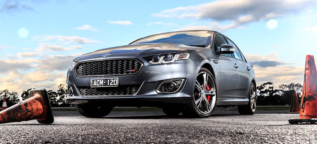 PCOTY 2016: Ford Falcon XR8 #11