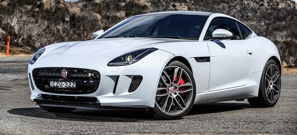 PCOTY 2016: Jaguar F-Type R AWD #4