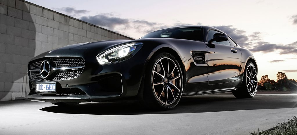 PCOTY 2016: Mercedes-AMG GT S #3