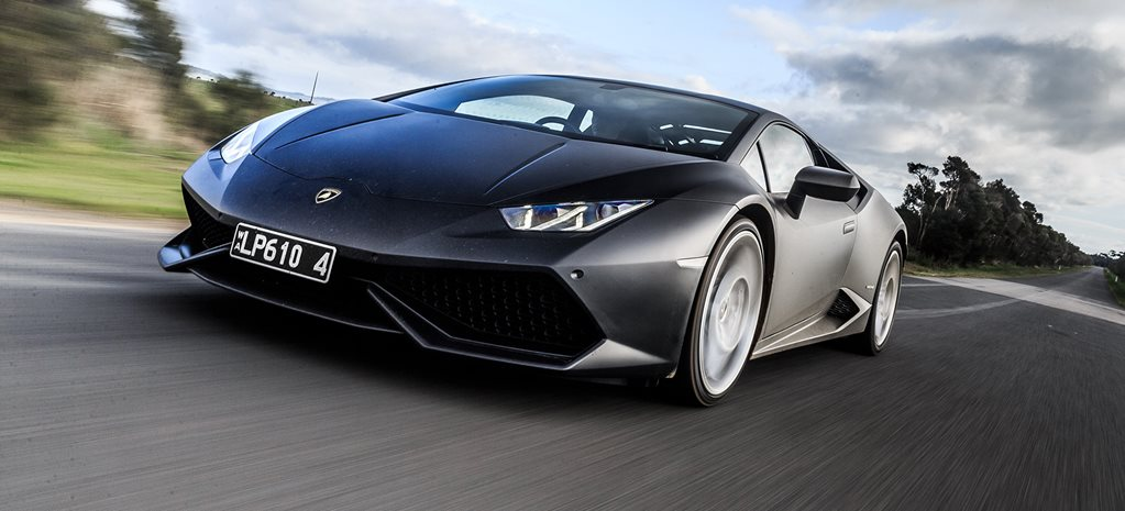 Lamborghini Huracan LP 610-4 review