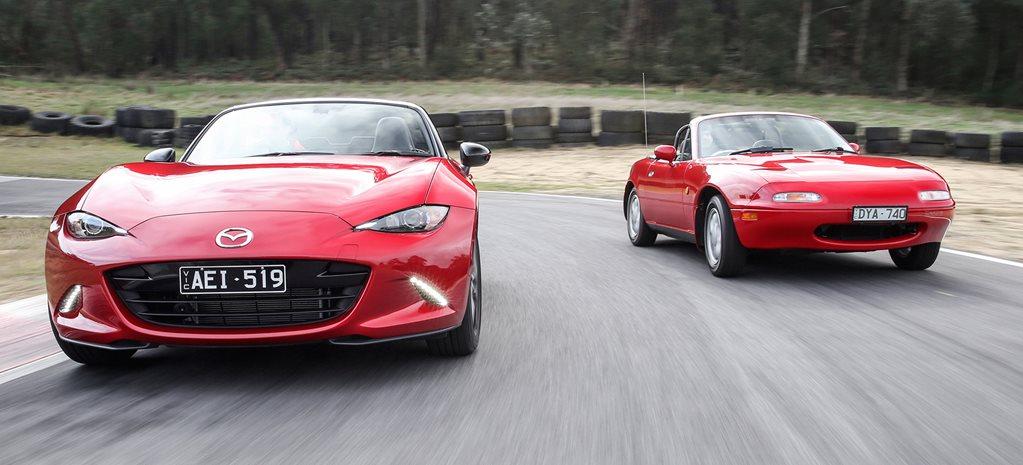 Mazda MX-5: ND vs NA