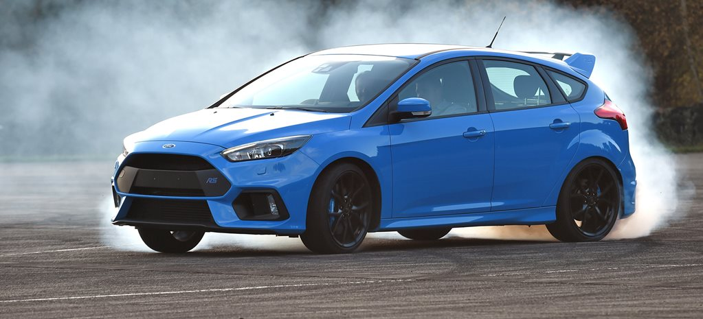 Ford Focus RS Drift Mode: Geek Speak