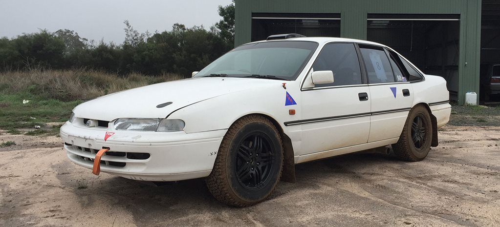 Toyota Lexcen ultimate sleeper