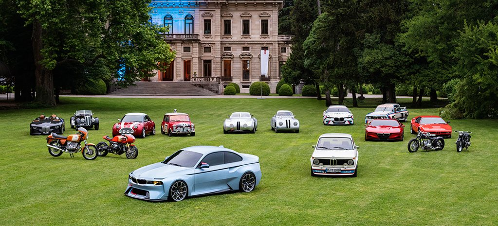Gallery: BMW's Hommage series