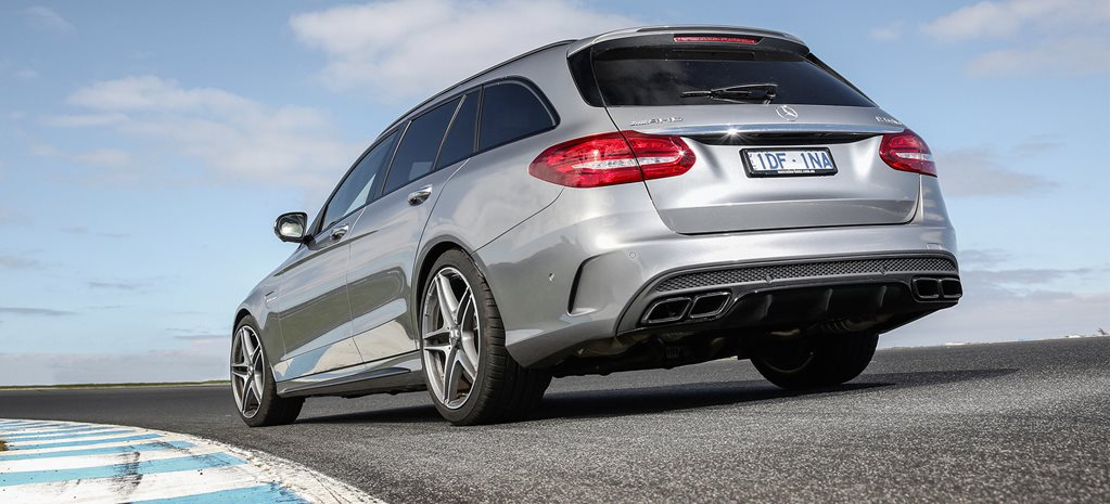 Mercedes-AMG C63 S Estate - the ultimate do-everything car?