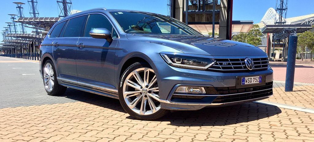 Volkswagen Australia to replace Passat R36
